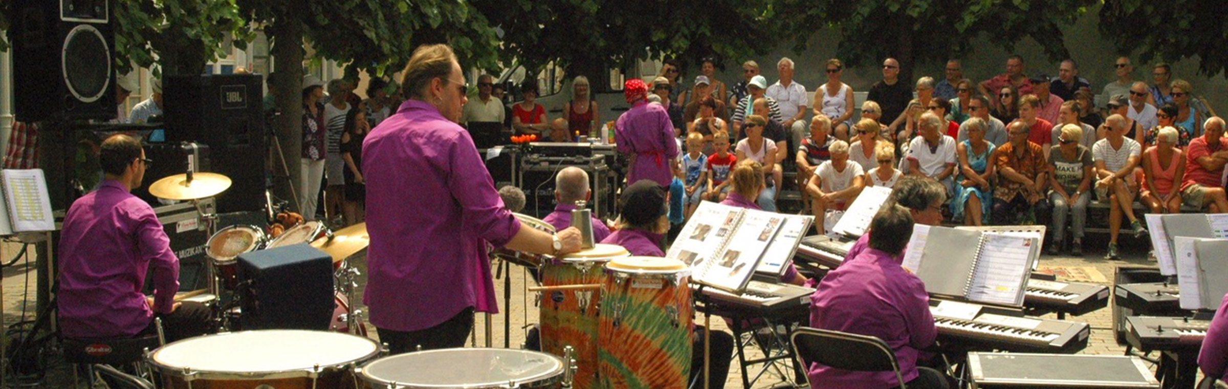 Speciaal onderwijs voor muziek - Muziek Ook Voor Jou - Muziek voor mensen met een beperking